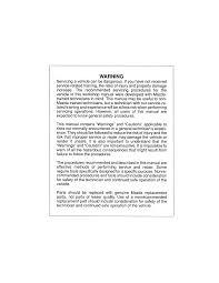 mazda 323 ba z5 dohc engine workshop manual 1994 1999r en documents