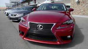 youtube lexus is f sport 2014 lexus is 250 awd at mis evaluation course wr tv pov test