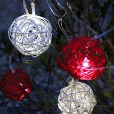 accessories outdoor bauble lights outdoor large lighted