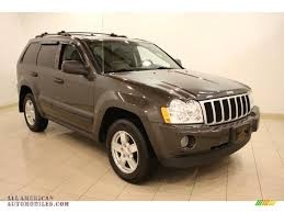 dark brown jeep 2005 jeep grand cherokee laredo 4x4 in dark khaki pearl 669450