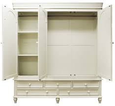 hanging wardrobe closet with rod and drawers boxes armoire clothes