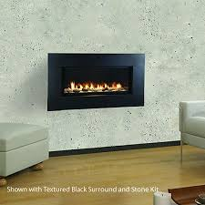 Indoor Gas Fireplace Ventless by Best 25 Vent Free Gas Fireplace Ideas On Pinterest Free Gas