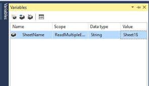 how to read data from multiple excel worksheets with sql server