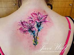 Pretty Flowers For Tattoos - 130 best flower tattoos images on pinterest tatoos flowers and