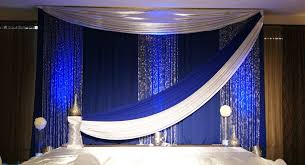 wedding backdrop canada not your average symetrical design with this one a modern twist