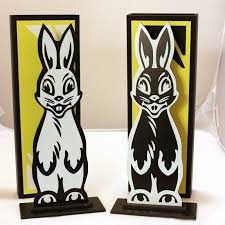hippity hop rabbits hippity hop rabbits de luxe by germany martin s magic collection