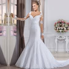 wedding dress murah aliexpress beli vestido de noiva murah fashion wedding gowns