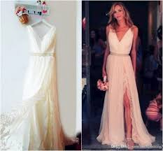 where to buy wedding dresses discount lihi hod wedding dresses simple cheap chiffon boho