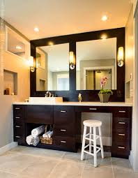 santa barbara bathroom remodel hahka kitchens goleta