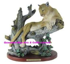 mountain lion statue china polyresin mountain lion statue for home decoration china