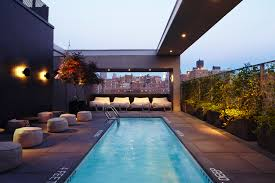 Hit The Floor Pool Dance Scene - best hotel and rooftop pools in nyc you can actually go to
