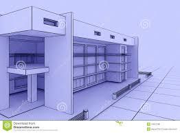 blue print house baby nursery blueprint house blueprint of a modern house stock
