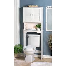 Black Bathroom Storage Bathroom Space Saver Over Toilet Realie Org