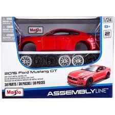 mustang gt model 2015 ford mustang gt model kit hobby lobby 918276