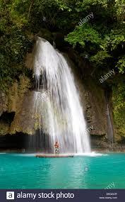 gold under waterfalls pulauubinstories com beautiful nature