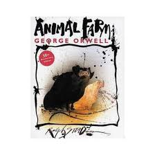 animal farm fairy story anniversary hardcover george