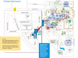 Dallas Ft Worth Map by Baylor Heart And Vascular Hospital Directions Dallas Campus Map
