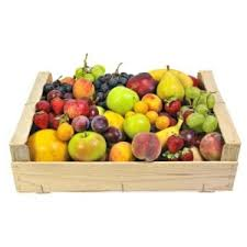 fruit boxes fruits only box 1x organic fruits and veggies