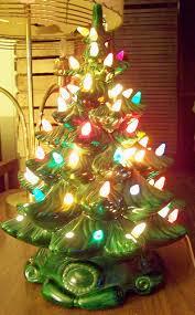 ceramic christmas tree my mom had one identical to this blast