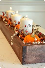 19 charming thanksgiving centerpieces for a homestead table