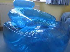 Blow Up Armchair Bean Bag U0026 Inflatable Furniture Ebay