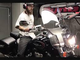2017 suzuki boulevard c90t dyno test motorcycle cruiser