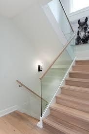 Glass Staircase Design Scandinavian Glass Staircase Design Interior Design