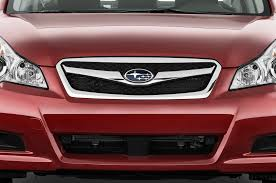 2011 Subaru Legacy Reviews And Rating Motor Trend
