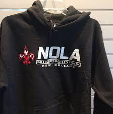 nola black hoodie u2013 nola motorsports park
