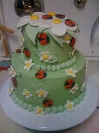baby shower cake with ladybug theme baby showers planning