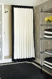 bathroom elegant shower luxury shower curtains trendy