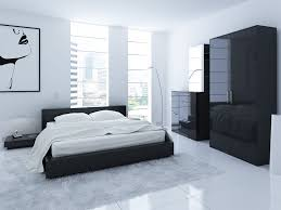 apartment bedroom furniture elegant design luxury interior concept