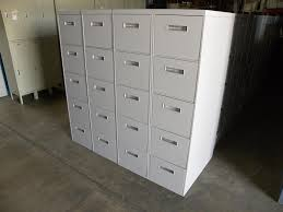 Vertical File Cabinet Used 800 Series 5 Drawer Letter Size Vertical File Cabinet By