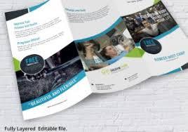 tri fold brochure template indesign free download premium member