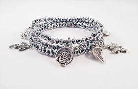 bracelet crystal silver images Swarovski silver crystal bracelets no mercy making jpg