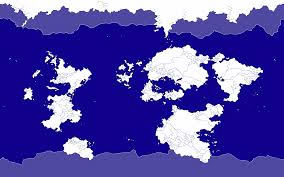 Blank Fantasy World Map by Optnes Iii Foundry Of Nations Civfanatics Forums