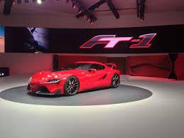 2017 Toyota Supra Turbo Autosdrive Info