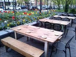 restaurant patio tables jamesmullenartist