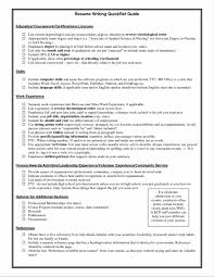 Best Information Technology Resume Templates by 100 Guide To Resume Writing Wasserman Cover Letter Best