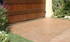 Painting Patio Pavers Painted Concrete Patio Paint A Concrete Floor Painted Concrete