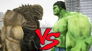 hulk abomination epic battle
