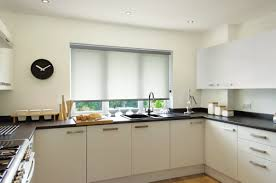 kitchen extraordinary wood window shades kitchen window dressing