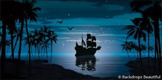backdrops beautiful pirate ship backdrop 2 backdrops beautiful