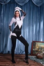 cosplay w1023 women spider spider man jumpsuit deluxe