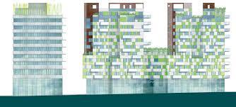 bureau logement 03 facade construction promoteur architecte zac euralille lille