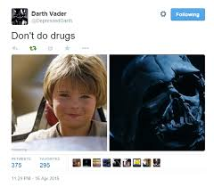 don t do drugs star wars know your meme