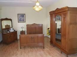 schlafzimmer jugendstil antik komplettes jugendstil schlafzimmer eiche 1920 top zustand