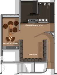 Locker Room Floor Plans Western Michigan University Read Fieldhouse Byce U0026 Associates Inc
