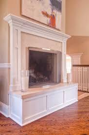 fireplace u2014 fordham marble