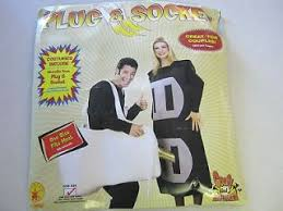 Plug Costume Halloween Famous Couples Costumes Popscreen